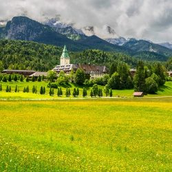 Schloss Elmau Spring Yoga Retreat