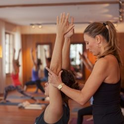 Schloss Elmau Winter Yoga Retreat