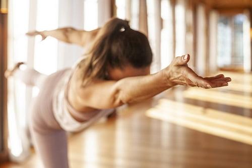 Strength & Grace Yoga Teacher Mentoring